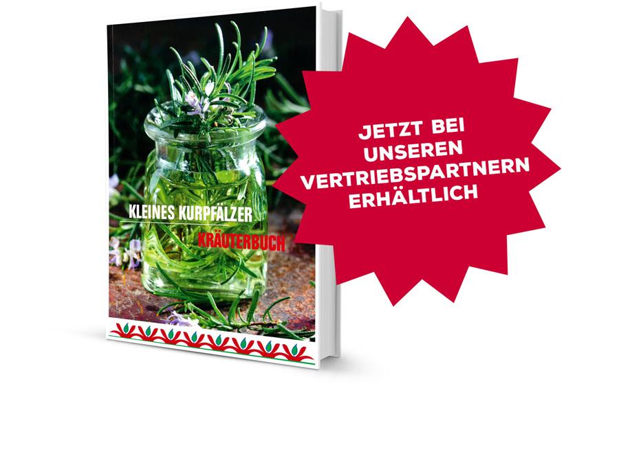 das kleine Kurpfälzer Kräuterbuch